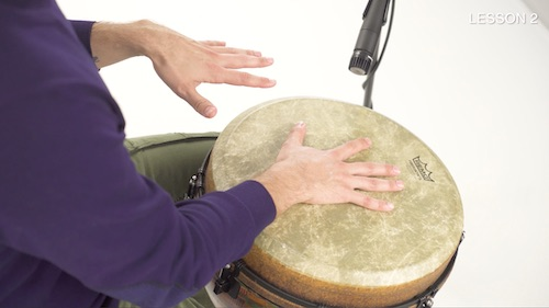 Djembe Masterclass for Beginners Volume 1