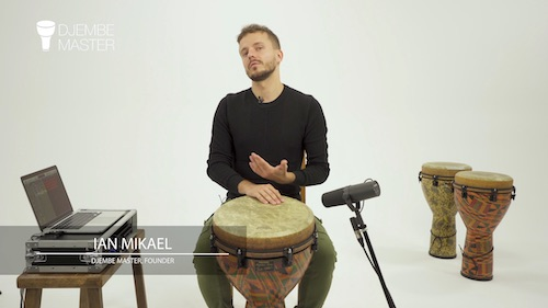 Djembe Masterclass for Beginners Volume 2